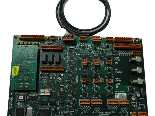 How to test a Sperry Marine VMFT PCIO Board 65900800-6A without a PCIO power supply unit.